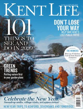 Kent Life January 2020