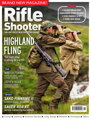 Rifle Shooter November 2015