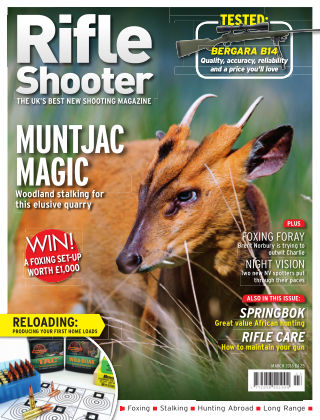 Rifle Shooter March 2016