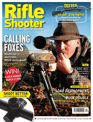 Rifle Shooter April 2016