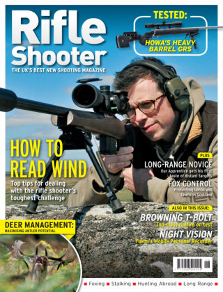 Rifle Shooter June 2016
