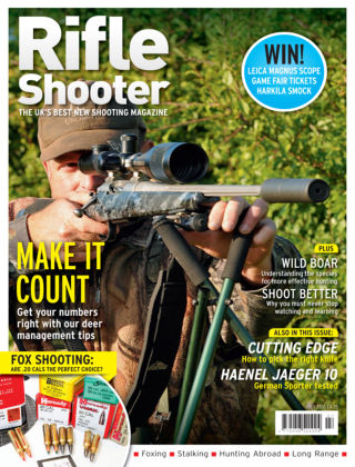 Rifle Shooter July 2016