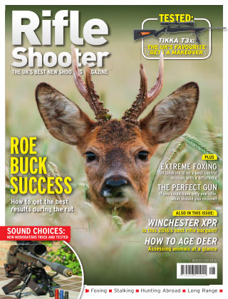 Rifle Shooter August 2016