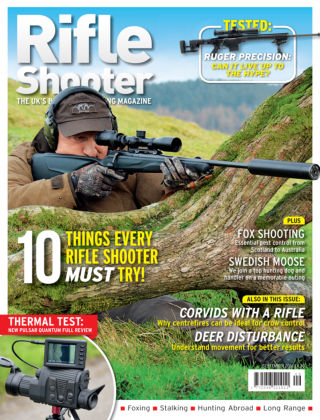 Rifle Shooter September 2016