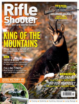 Rifle Shooter October 2016