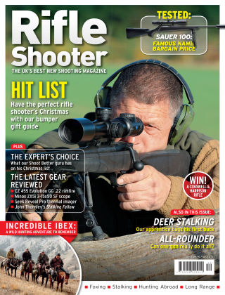Rifle Shooter December 2016