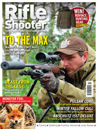 Rifle Shooter March 2017