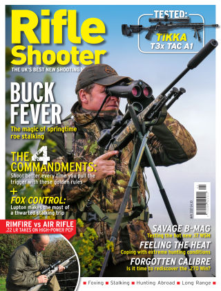 Rifle Shooter May 2017