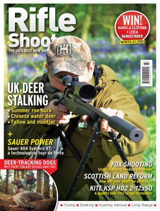 Rifle Shooter July 2017
