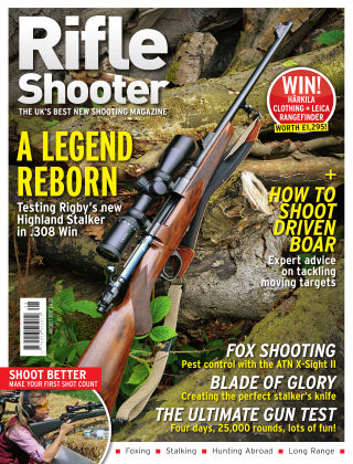 Rifle Shooter August 2017