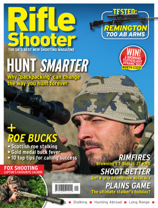Rifle Shooter September 2017