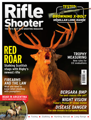 Rifle Shooter November 2017