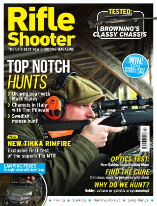 Rifle Shooter March 2018