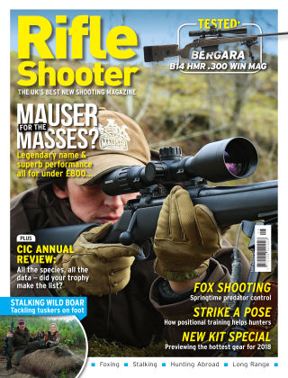 Rifle Shooter May 2018
