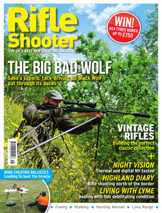 Rifle Shooter August 2018