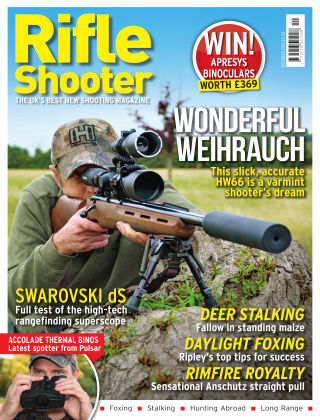 Rifle Shooter October 2018