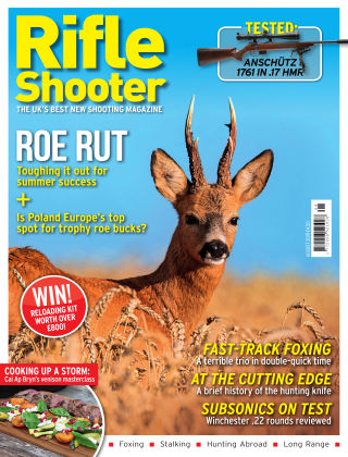 Rifle Shooter August 2019