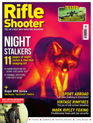 Rifle Shooter October 2019