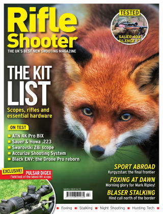 Rifle Shooter March 2020