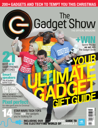 The Gadget Show Guide Issue 2