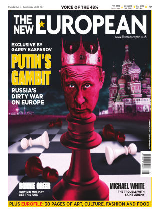 The New European Issue 53 - 13/07/17