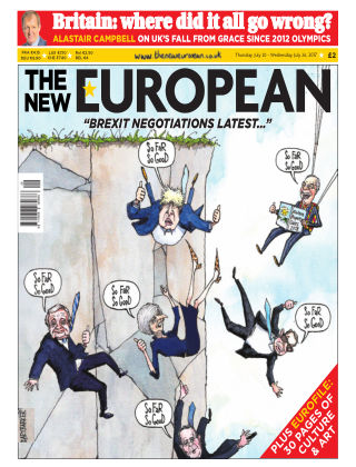 The New European Issue 54 - 20/07/17