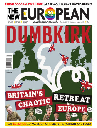 The New European Issue 55 - 27/07/17
