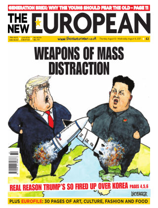 The New European Issue 56 - 10/08/17