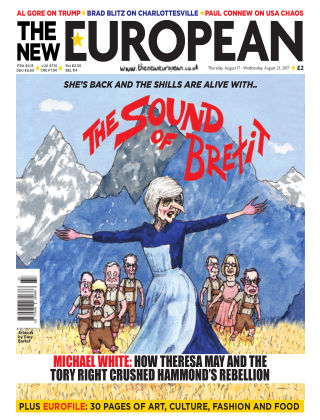 The New European Issue 58 - 17/08/17