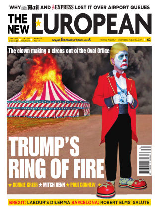 The New European Issue 59 - 24/08/17