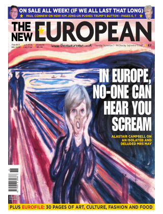 The New European Issue 61 - 07/09/17