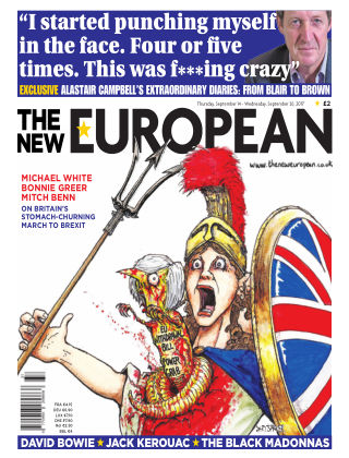The New European Issue 62 - 14/09/17