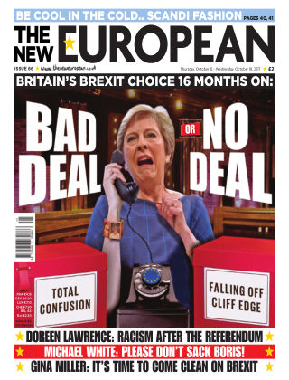 The New European Issue 66 - 12/10/17