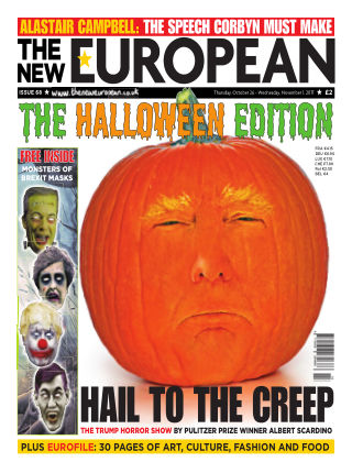 The New European Issue 68 - 25/10/17