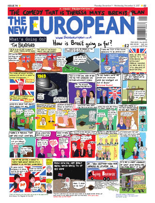 The New European Issue 74 - 07/12/17