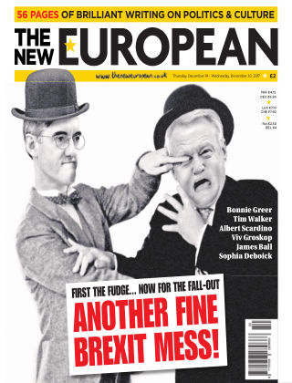 The New European Issue 75 - 14/12/17