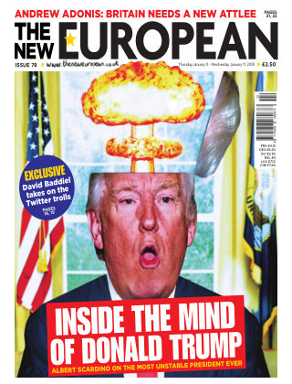 The New European Issue 78 - 11/01/18