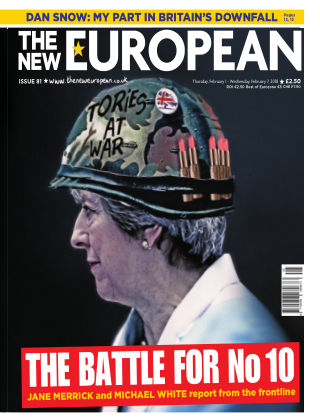 The New European Issue 81 - 01/02/18
