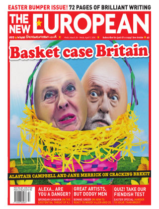 The New European Issue 89 - 29/03/18
