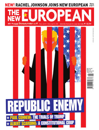 The New European Issue 91 - 19/04/18