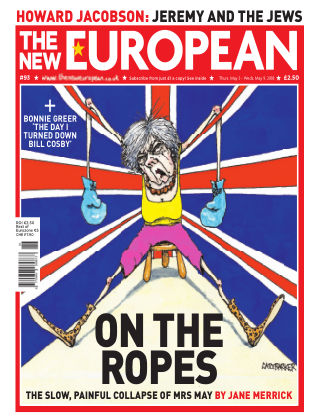 The New European Issue 93 - 03/05/18