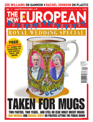 The New European Issue 95 - 17/05/18
