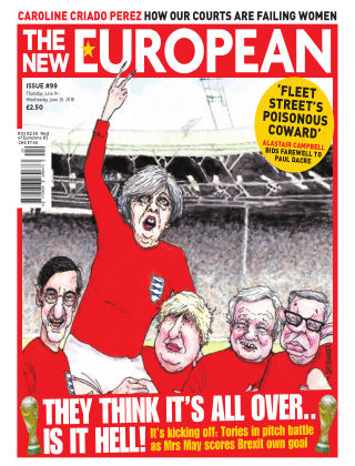 The New European Issue 99 - 14/06/18