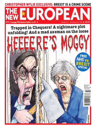 The New European Issue 102 - 04/07/18
