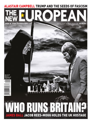 The New European Issue 104 - 19/07/18