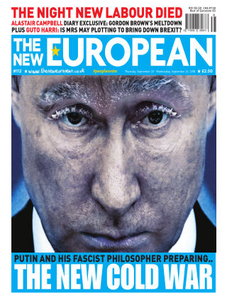 The New European Issue 112 - 20/09/18