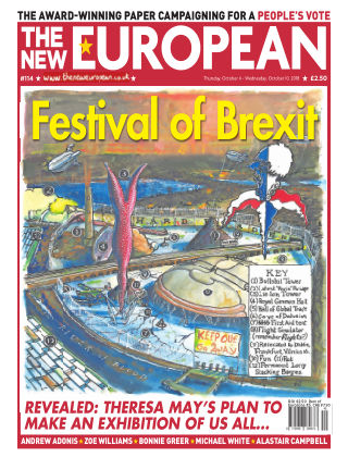 The New European Issue 114 - 04/10/18