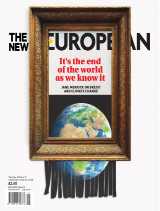 The New European Issue 115 - 11/10/18