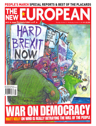 The New European Issue 117 - 25/10/18