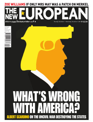 The New European Issue 118 - 01/11/18